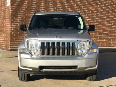 2012 Jeep Liberty for sale at Effect Auto Center in Omaha NE
