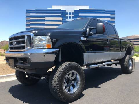2004 Ford F-250 Super Duty for sale at Day & Night Truck Sales in Tempe AZ