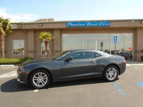 2014 Chevrolet Camaro for sale at Family Auto Sales in Victorville CA