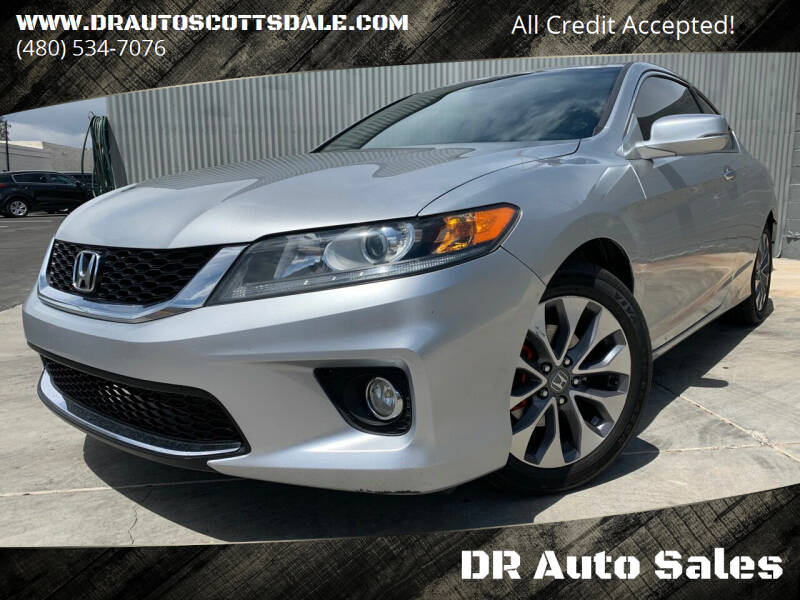 2013 Honda Accord for sale at DR Auto Sales in Scottsdale AZ