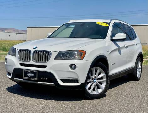 2011 BMW X3 for sale at Premier Auto Group in Union Gap WA
