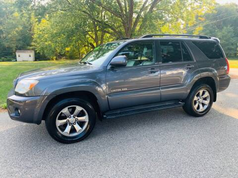 2006 Toyota 4Runner for sale at 41 Liberty Auto in Kingston MA