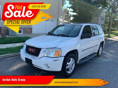 2004 GMC Envoy for sale at Jordan Auto Group in Paterson NJ