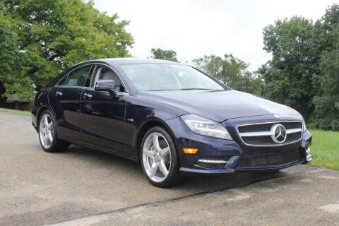 2012 Mercedes-Benz CLS for sale at Harrison Auto Sales in Irwin PA