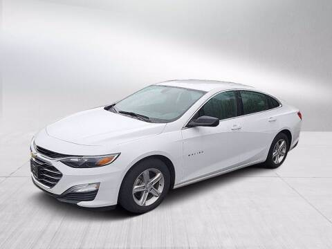 2020 Chevrolet Malibu for sale at Fitzgerald Cadillac & Chevrolet in Frederick MD
