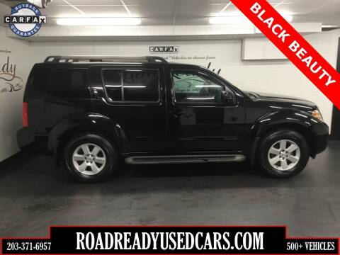 2011 Nissan Pathfinder for sale at Road Ready Used Cars in Ansonia CT
