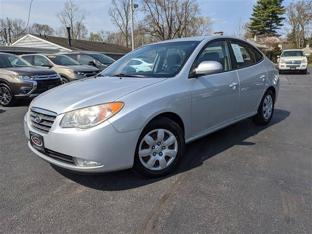 2009 Hyundai Elantra for sale at GAHANNA AUTO SALES in Gahanna OH