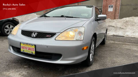 2003 Honda Civic for sale at Rocky's Auto Sales in Worcester MA