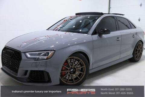 2018 Audi RS 3 for sale at Fishers Imports in Fishers IN