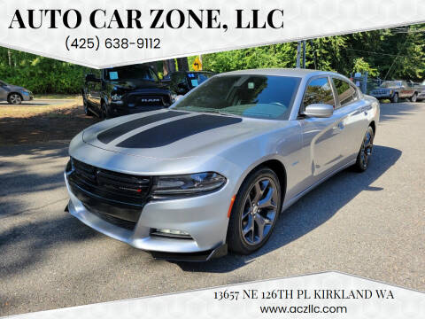 2018 Dodge Charger for sale at Auto Car Zone, LLC in Kirkland WA