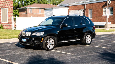 2013 BMW X5 for sale at Siglers Auto Center in Skokie IL