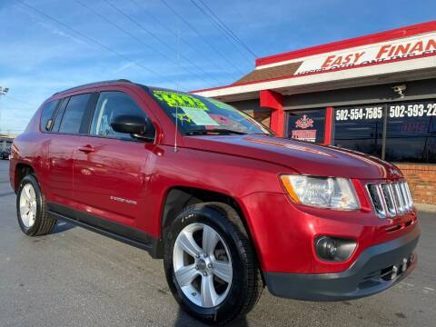 2011 Jeep Compass for sale at Premium Motors in Louisville KY
