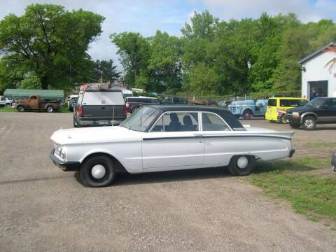 1962 Mercury Comet for sale at D & T AUTO INC in Columbus MN