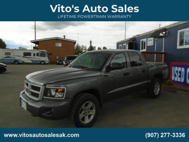 2011 RAM Dakota for sale at Vito's Auto Sales in Anchorage AK