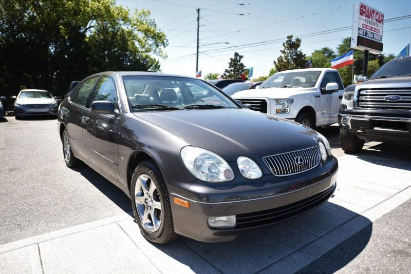 2002 Lexus GS 300 for sale at Grant Car Concepts in Orlando FL