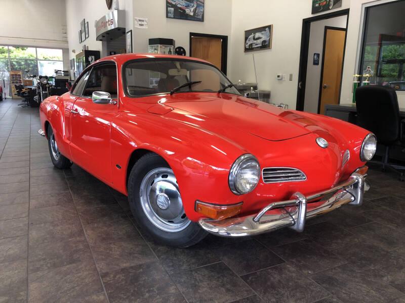 1970 Volkswagen Karmann Ghia for sale at European Performance in Raleigh NC