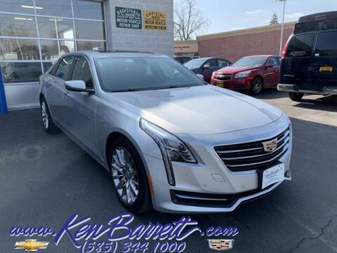 2017 Cadillac CT6 for sale at KEN BARRETT CHEVROLET CADILLAC in Batavia NY