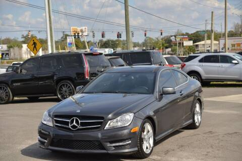 2012 Mercedes-Benz C-Class for sale at Motor Car Concepts II - Kirkman Location in Orlando FL