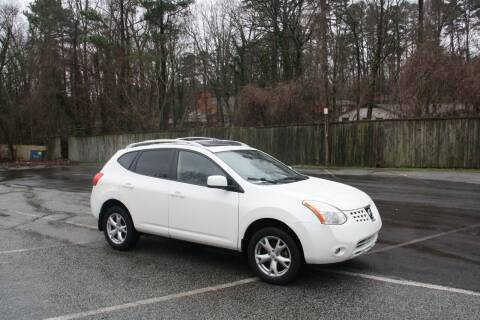 2008 Nissan Rogue for sale at GTI Auto Exchange in Durham NC
