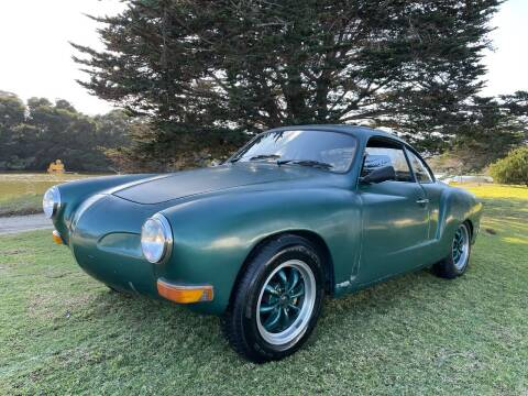 1970 Volkswagen Karmann Ghia for sale at Dodi Auto Sales in Monterey CA