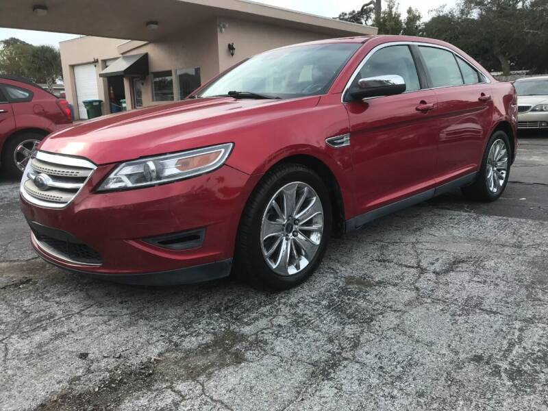 2010 Ford Taurus for sale at AutoVenture Sales And Rentals in Holly Hill FL