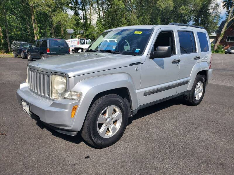 2012 Jeep Liberty for sale at AFFORDABLE IMPORTS in New Hampton NY