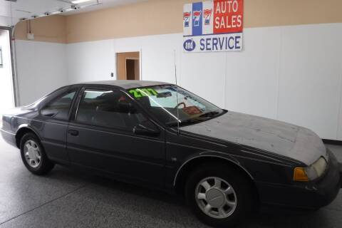 1993 Ford Thunderbird for sale at 777 Auto Sales and Service in Tacoma WA