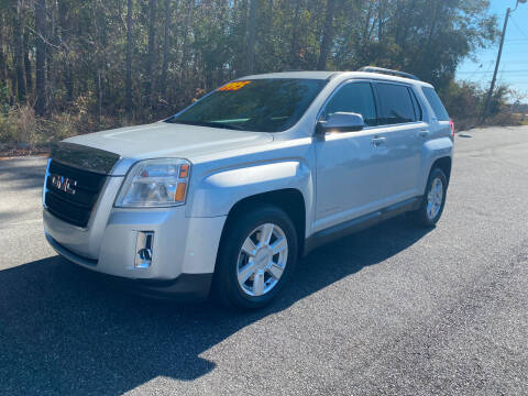 2013 GMC Terrain for sale at Autoteam of Valdosta in Valdosta GA