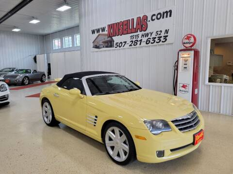2005 Chrysler Crossfire for sale at Kinsellas Auto Sales in Rochester MN
