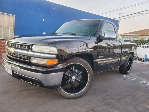 1999 Chevrolet Silverado 1500 for sale at GENERATION 1 MOTORSPORTS #1 in Los Angeles CA