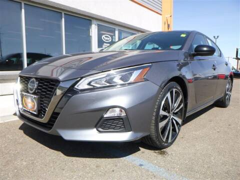 2019 Nissan Altima for sale at Torgerson Auto Center in Bismarck ND