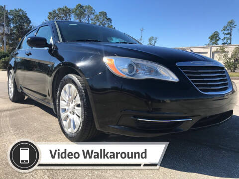 2014 Chrysler 200 for sale at ULTIMATE AUTO IMPORTS in Longwood FL
