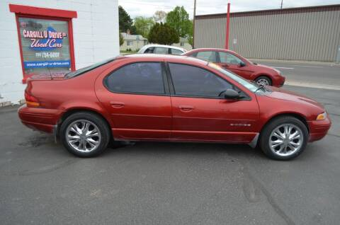 2000 Dodge Stratus for sale at CARGILL U DRIVE USED CARS in Twin Falls ID