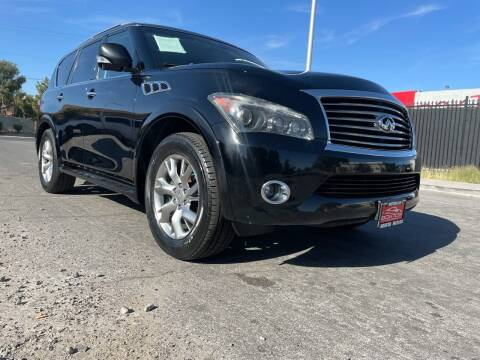 2011 Infiniti QX56 for sale at Boktor Motors in Las Vegas NV