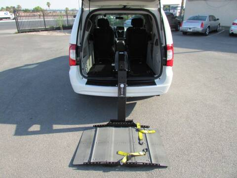 2012 Chrysler Town and Country for sale at Best Auto Buy in Las Vegas NV