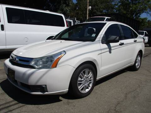 2010 Ford Focus for sale at I C Used Cars in Van Nuys CA