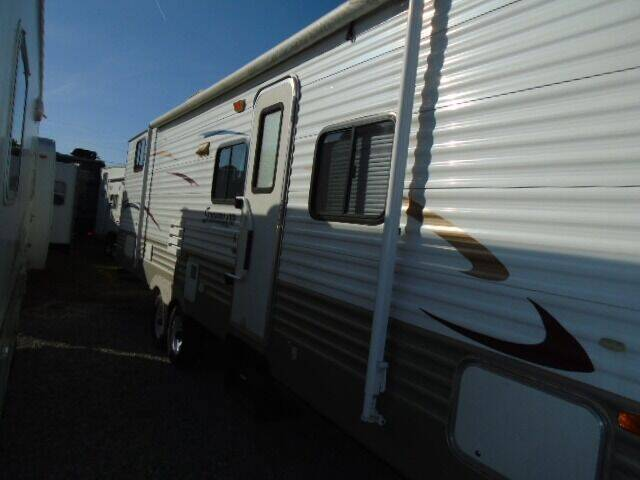 2010 Springdale Summerland 2980 for sale at Lee RV Center in Monticello KY