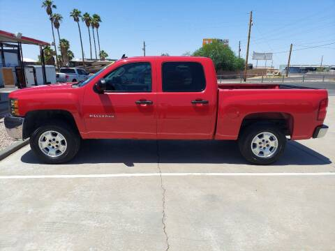 2013 Chevrolet Silverado 1500 for sale at Century Auto Sales in Apache Junction AZ