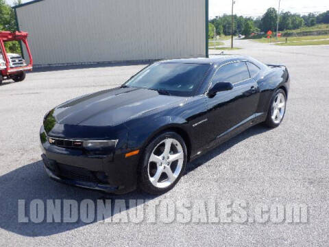 2015 Chevrolet Camaro for sale at London Auto Sales LLC in London KY