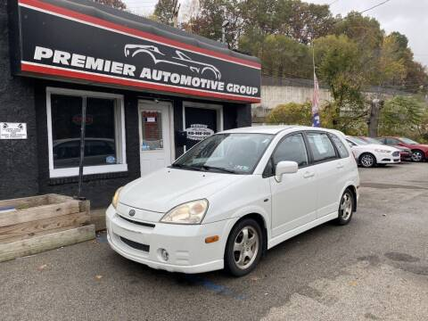 2004 Suzuki Aerio for sale at Premier Automotive Group in Pittsburgh PA