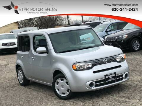 2013 Nissan cube for sale at Star Motor Sales in Downers Grove IL