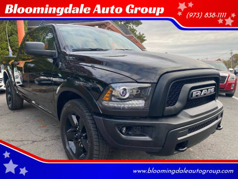 2020 RAM Ram Pickup 1500 Classic for sale at Bloomingdale Auto Group - The Car House in Butler NJ