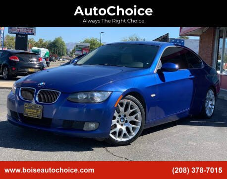 2008 BMW 3 Series for sale at AutoChoice in Boise ID