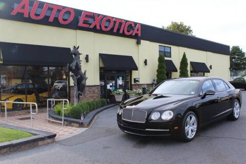 2014 Bentley Flying Spur for sale at Auto Exotica in Red Bank NJ