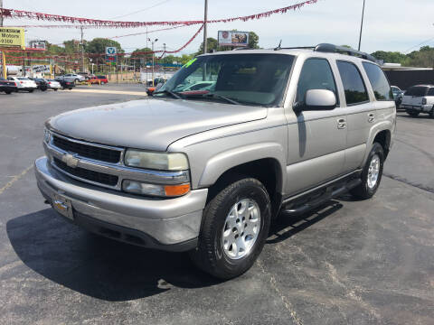 2004 Chevrolet Tahoe for sale at IMPALA MOTORS in Memphis TN