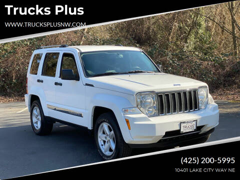 2012 Jeep Liberty for sale at Trucks Plus in Seattle WA