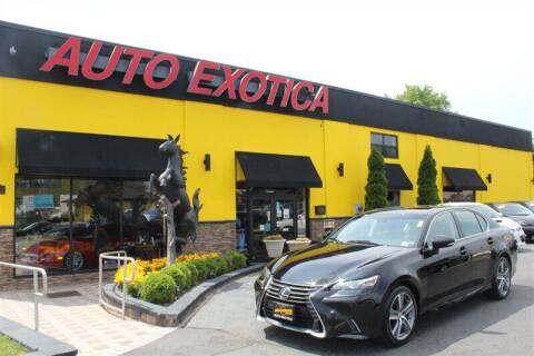 2016 Lexus GS 350 for sale at Auto Exotica in Red Bank NJ