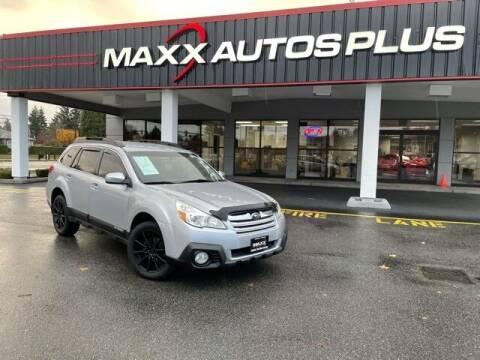 2014 Subaru Outback for sale at Ralph Sells Cars at Maxx Autos Plus Tacoma in Tacoma WA