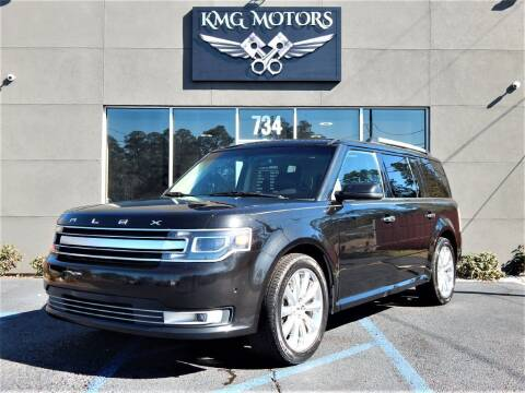 2014 Ford Flex for sale at KMG Motors in Slidell LA