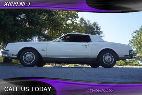 1984 Buick Riviera for sale at The Dealer in Fremont CA